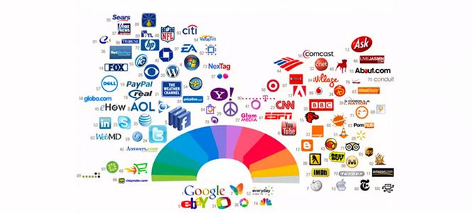 """""""The Colors of the Web"""". Foto: ColourLovers"""